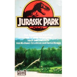 Jurassic Park. Von Horst Friedrichs (1992).