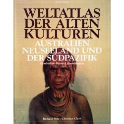 Weltatlas der alten Kulturen. Von Richard Nile (1995).