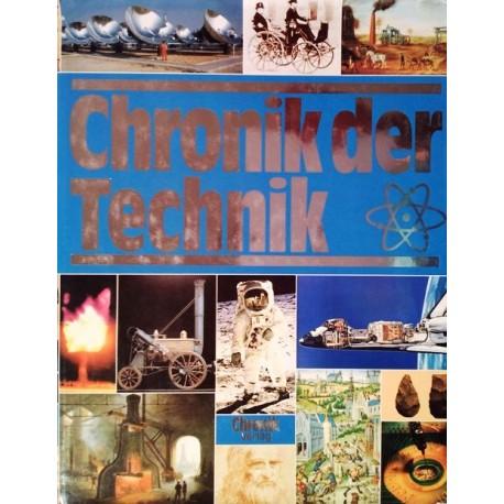 Chronik der Technik. Von Felix R. Paturi (1988).