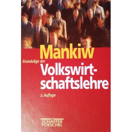 Grundzüge der Volkswirtschaftslehre. Von Gregory Mankiw (2001).