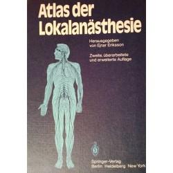 Atlas der Lokalanästhesie. Von Ejnar Eriksson (1980).