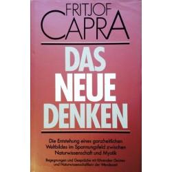 Das neue Denken. Von Fritjof Capra (1987).