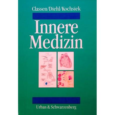 Innere Medizin. Von M. Classen (1991).