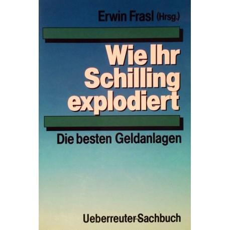 Wie Ihr Schilling explodiert. Von Erwin Frasl (1991).