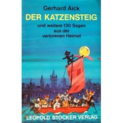 Der Katzensteig. Von Gerhard Aick (1978).