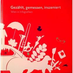Gezählt, gemessen, inszeniert. Wien in Infografiken. Von Johannes Luxner (2013).