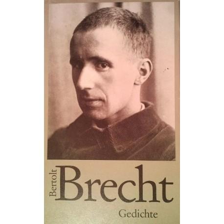Bertold Brecht. Gedichte. Von Wolfgang Jeske (1991).