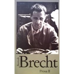 Bertold Brecht. Prosa 2. Von Wolfgang Jeske (1991).