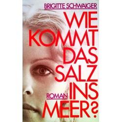 Wie kommt das Salz ins Meer? Von Brigitte Schwaiger (1977).