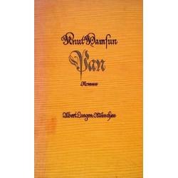 Pan. Von Knut Hamsun (1926).
