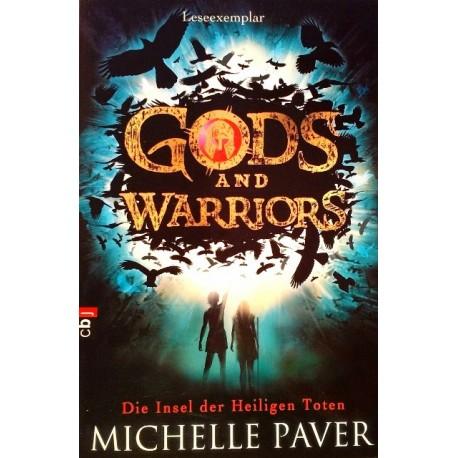 Gods and Warriors. Von Michelle Paver (2014).