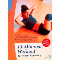 10-Minuten-Workout. Von Rita Irlesberger (1999).
