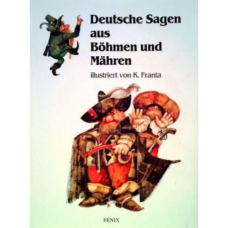 Deutsche Sagen aus Böhmen und Mähren. Von Vladimir Hulpach (1994).