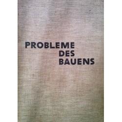 Probleme des Bauens. Von Fritz Block (1928).