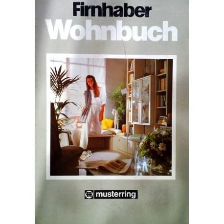 Firnhaber Wohnbuch. Von: Musterring (1984).