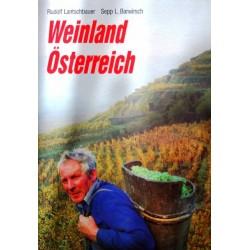 Weinland Österreich. Von Rudolf Lantschbauer (1989).