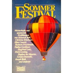 Sommer Festival. Band 11 852. Von Anna Carlott Fontana (1992).