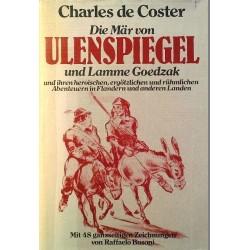 Die Mär von Ulenspiegel und Lamme Goedzak. Von Charles de Coster (1978).