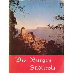Die Burgen Südtirols. Von Marcello Carminiti (1961).