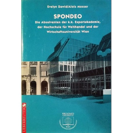 Spondeo. Von Evelyn Dawid (2002).