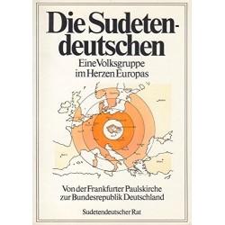 Die Sudetendeutschen. Von Oskar Böse (1989).