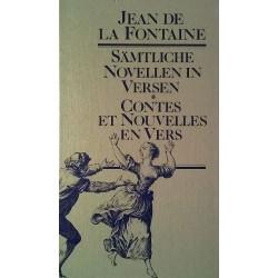 Sämtliche Novellen in Versen. Von Jean de la Fontaine (1981).