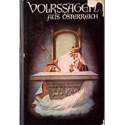 Volkssagen aus Österreich. Von Josef Pöttinger (1954).