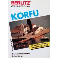 Korfu Reiseführer. Von: Berlitz (1995).