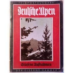 Deutsche Alpen. Von Karl Robert Langewiesche.