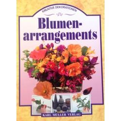 Blumenarrangements. Von Jane Newdick.
