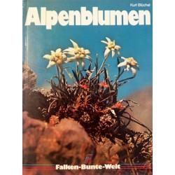 Alpenblumen. Von Kurt Blüchel (1977).