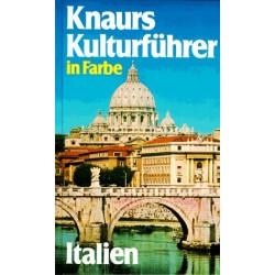 Knaurs Kulturführer in Farbe Italien. Von Franz N. Mehling (1978).