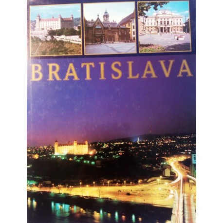 Bratislava. Von Stefan Pavel Holcik (1992).