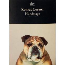 Hundstage. Von Konrad Lorenz (1983).