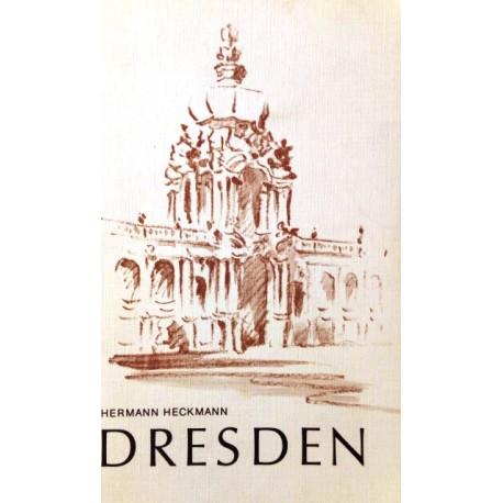 Dresden. Von Hermann Heckmann (1984).