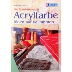 Acrylfarbe. Von Susanne Goch (2003).