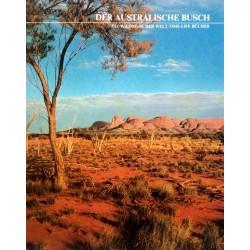 Der Australische Busch. Von Ian Moffitt (1988).
