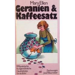 Geranien und Kaffeesatz. Von Mary Allen (1980).