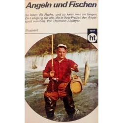Angeln und Fischen. Von Hermann Aldinger (1973).