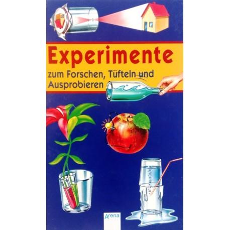 Experimente. Von Johann Eibl (2000).