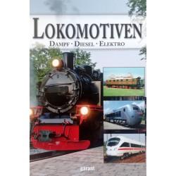 Lokomotiven. Von: Garant Verlag (2014).
