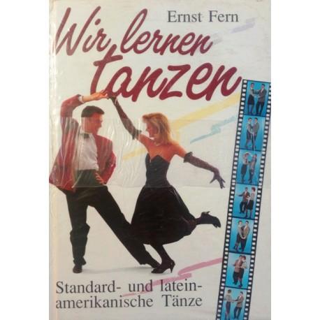 Wir lernen tanzen. Von Ernst Fern (1989).