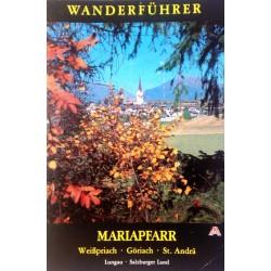 Wanderführer Mariapfarr. Von Josef Schitter (1979).