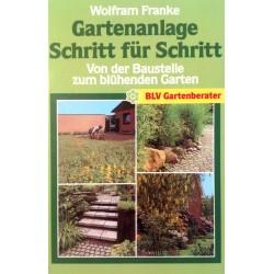 Gartenanlage Schritt für Schritt. Von Wolfram Franke.
