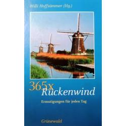 365 x Rückenwind. Von Willi Hoffsümmer (2000).