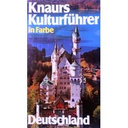 Knaurs Kulturführer in Farbe Deutschland (1976).