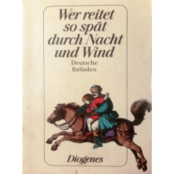 Wer reitet so spät durch Nacht und Wind. Von Christian Strich (1984).