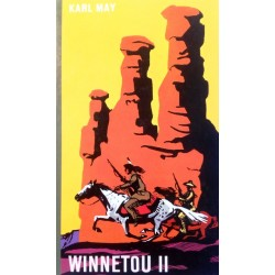 Winnetou 2. Von Karl May (1963).