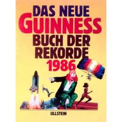 Das neue Guinness Buch der Rekorde 1986. Von: Ullstein Verlag.
