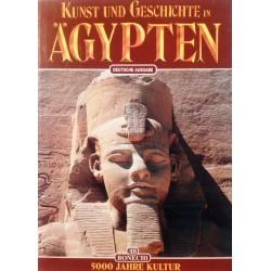 Kunst und Geschichte in Ägypten. Von Alberto Carlo Carpiceci (1997).